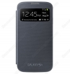 Bao da S-View Cover cho Samsung Galaxy S4 i9500 Black