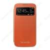 Bao da S-View Cover cho Samsung Galaxy S4 i9500 Orange