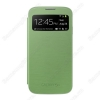 Bao da S-View Cover cho Samsung Galaxy S4 i9500 Green