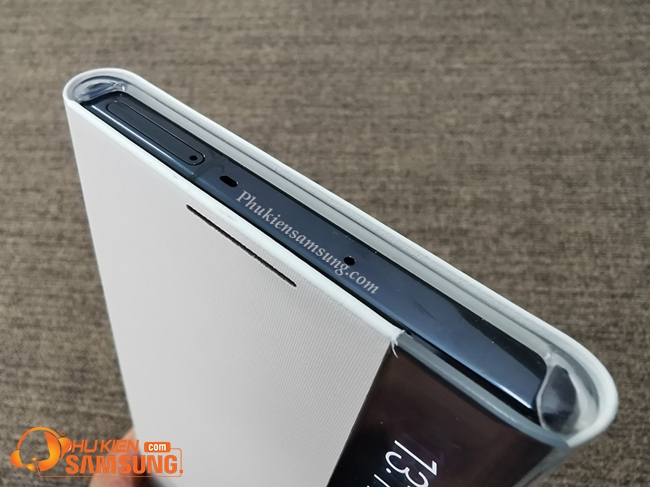 Bao da clear view cover Galaxy Note 10 151