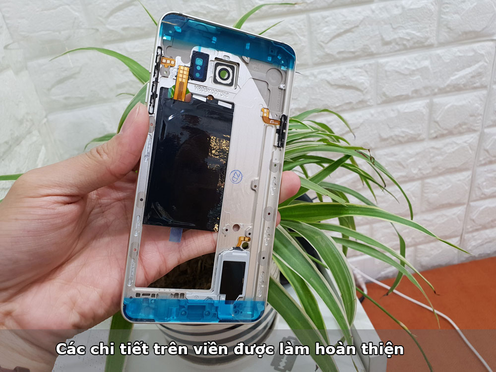 Vien benzen Galaxy Note 5 12