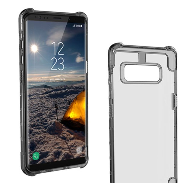 op lung galaxy note 8 uag plyo chong soc mau xam Copy
