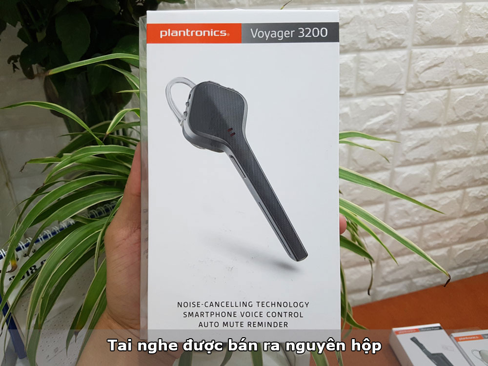 Tai nghe bluetooth Plantronics voyager 3200 18