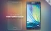Miếng dán màn hình Galaxy E5 từ tính 3 lớp.