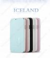 Bao da cho Samsung Galaxy S4 mini i9190 hiệu Kalaideng Iceland