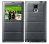 Bao da Sview sạc không dây Galaxy Note 4 chính hãng Samsung