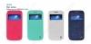 Bao da S View cover cho Samsung Galaxy S4 mini i9190 hiệu Hoco