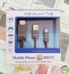 Cable HDMI Galaxy S5 chính hãng Samsung