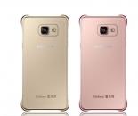 Ốp lưng Clear Cover Galaxy A9 Pro 2016 chính hãng