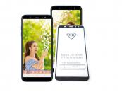 Kính cường lực 5D Samsung A6 full keo