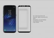 Kính cường lực màu Galaxy S8 hiệu Nillkin