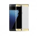 Kính cường lực phủ màu Galaxy Note Fe - Note 7 hiệu Baseus