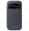 Bao da S-View Cover cho Samsung Galaxy S4 i9500 Black