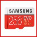 Thẻ nhớ Samsung micro SDXC EVO Plus 256GB chính hãng