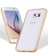 Ốp viền Galaxy Note 5 nhôm chỉ vàng