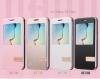 Bao da Sview Galaxy S6 Edge hiệu Usams chính hãng