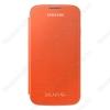 Bao da Flip Cover chính hãng cho Samsung Galaxy S4 i9500 Orange