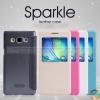 Bao da Galaxy E5 Nillkin Sparkle chính hãng