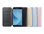 Bao da Wallet Cover Galaxy J7 Plus chính hãng