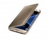 Bao da Clear View Galaxy A8 Plus chính hãng