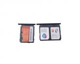 Bộ khay sim và khay thẻ nhớ Galaxy C9 Pro chính hãng