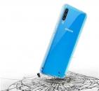 Ốp lưng Galaxy A50 Silicon trong suốt đẹp hiệu aolibao