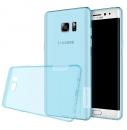 Ốp lưng Silicon Galaxy Note Fe - Note 7 hiệu Nillkin