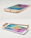 Ốp viền Galaxy S6 Edge Plus chỉ vàng